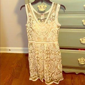 Yoana Baraschi Bridal Lace Dress